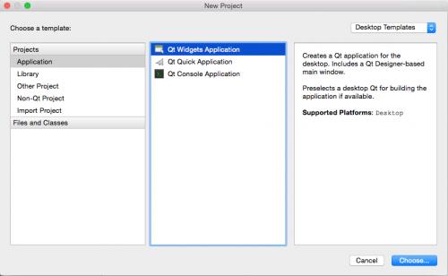Installer Qt 5 5 sous Mac OS X [C++, Qt, OpenGL, CUDA]